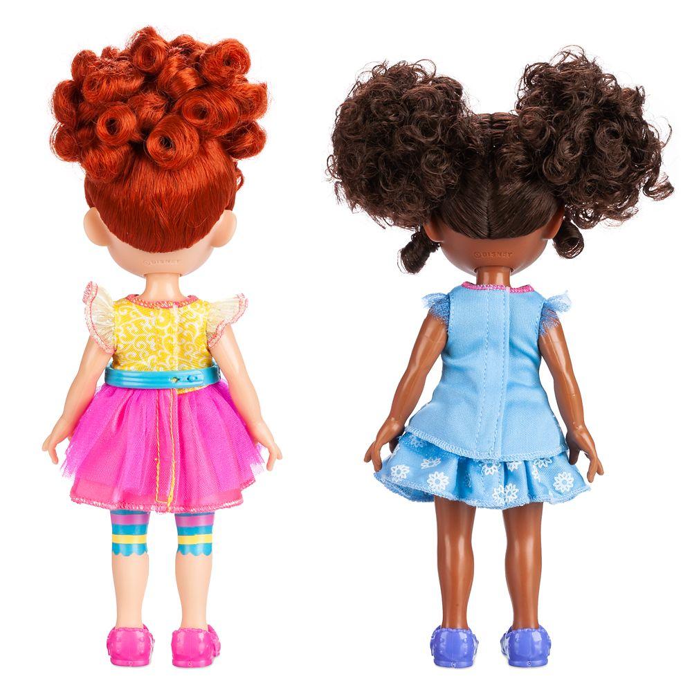 Fancy Nancy and Bree Doll Set