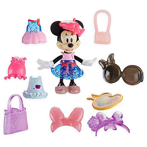 Minnie Mouse Paris Chic Minnie Playset