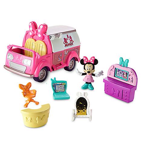 Minnie Mouse's Happy Helpers Van Play Set