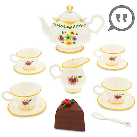 Sofia Deluxe Talking Tea Party Set