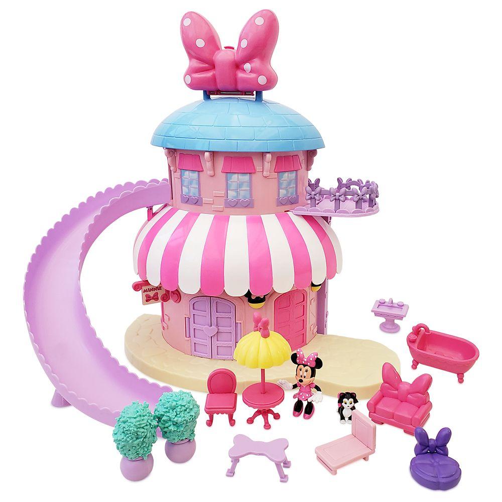 Minnie Mouse House Play Set