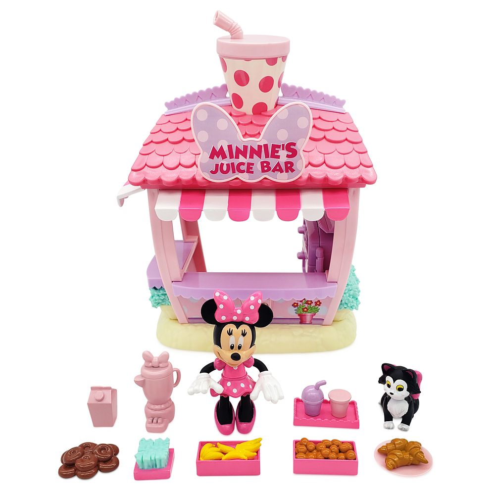 Minnie Mouse Smoothie Shop Play Set