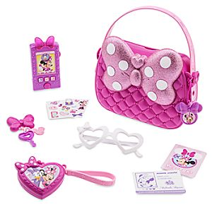 Minnie Mouse Happy Helpers Purse Set