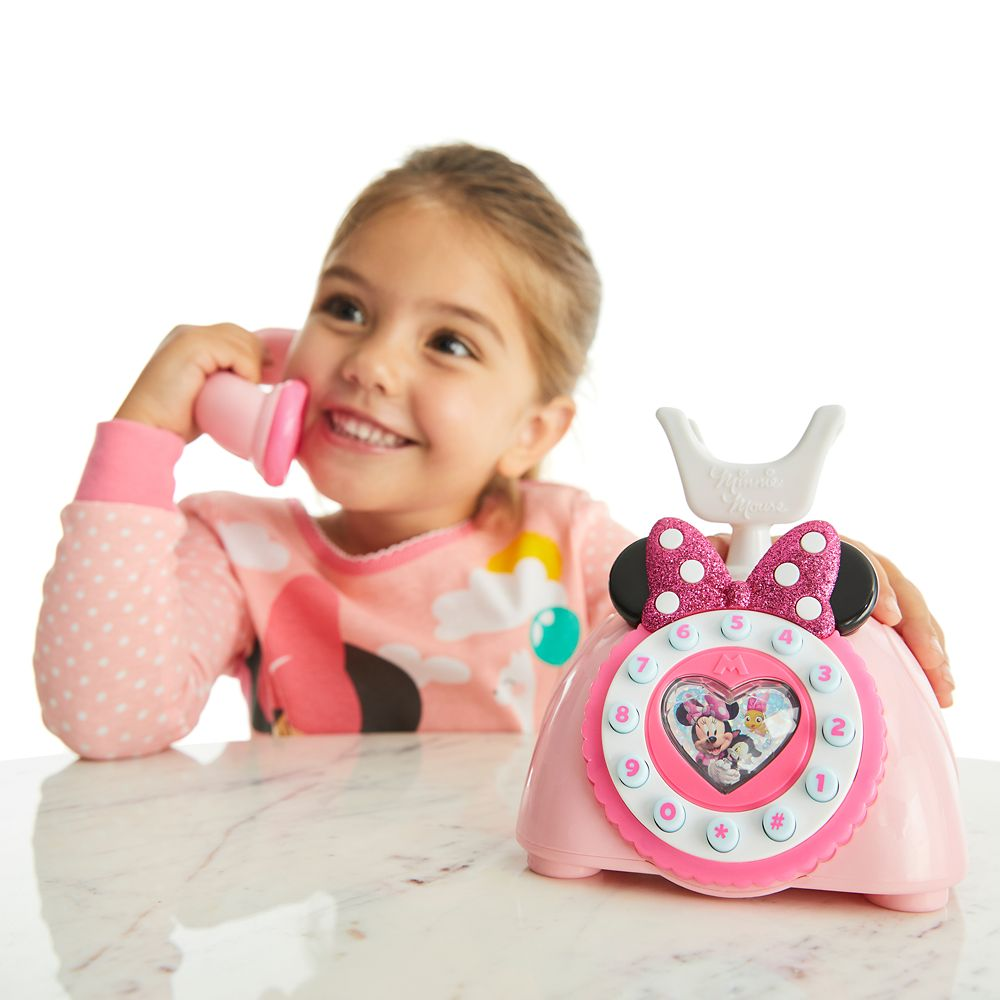 Minnie Mouse Happy Helpers Toy Phone