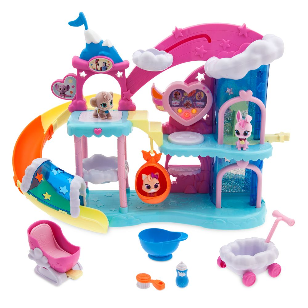 T.O.T.S. Nursery Headquarters Play Set