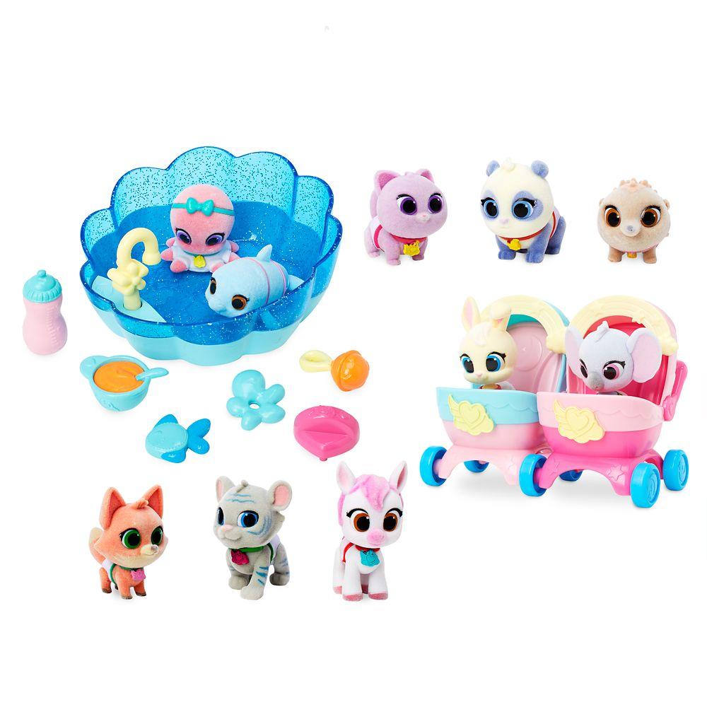 T.O.T.S. Surprise Babies Nursery Care Play Set
