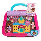 Doc McStuffins Mini Figurine Toy Hospital Set