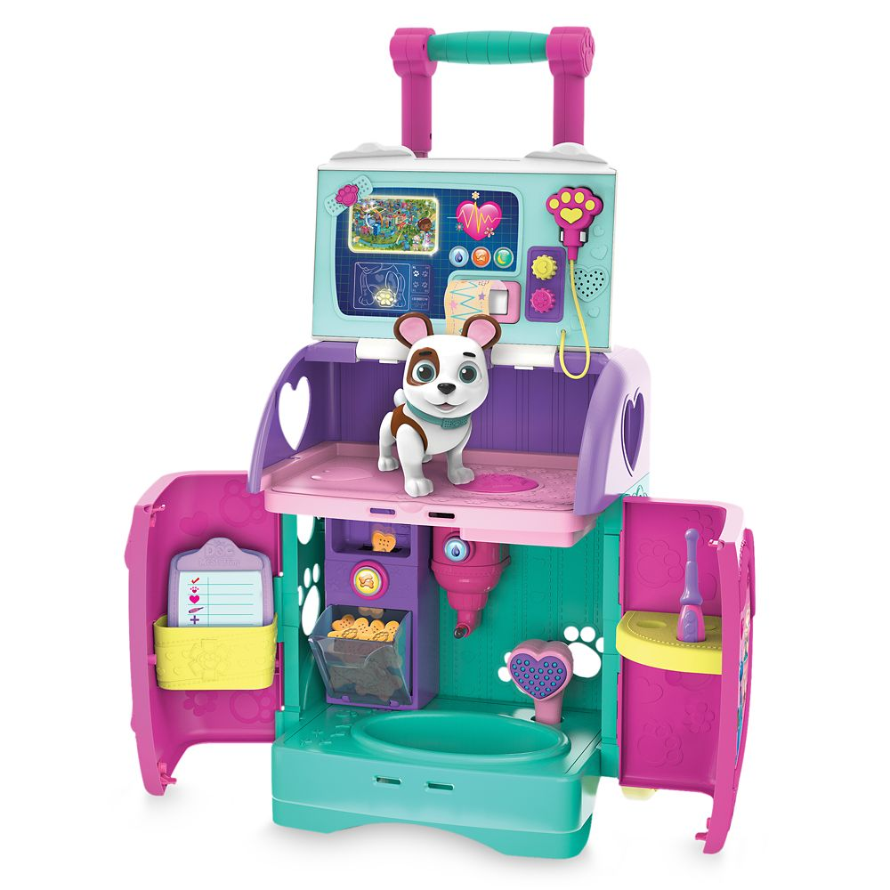 Doc McStuffins Pet Rescue Mobile Play Set