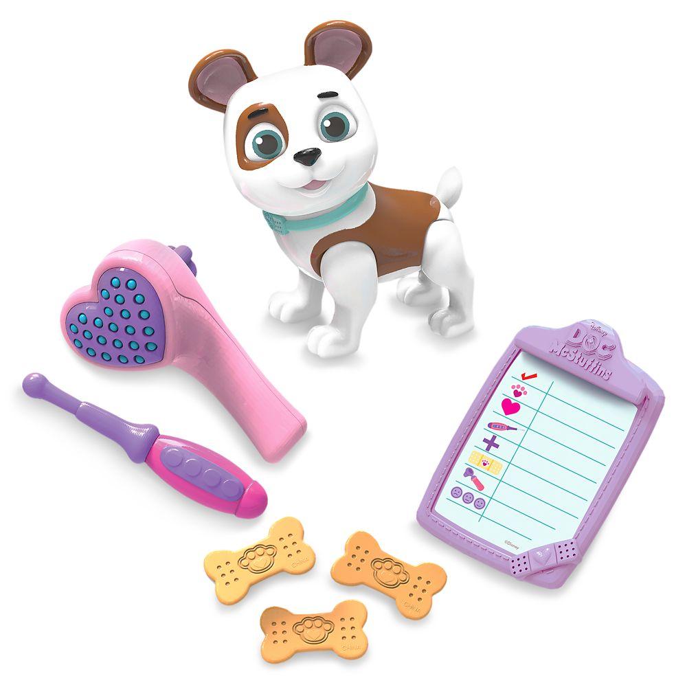 Doc McStuffins Pet Rescue Mobile Play Set