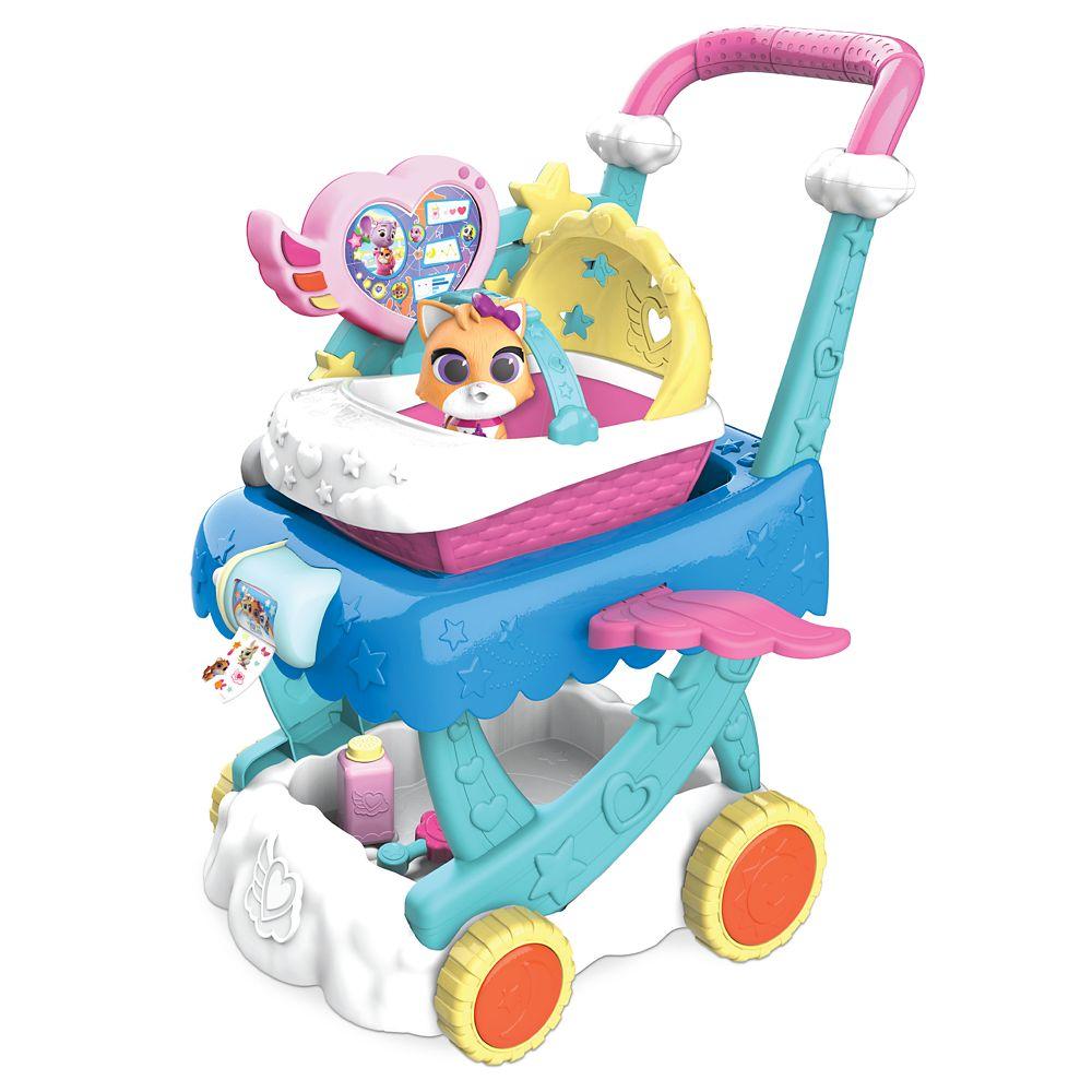 T.O.T.S. Nursery Care Stroller Play Set