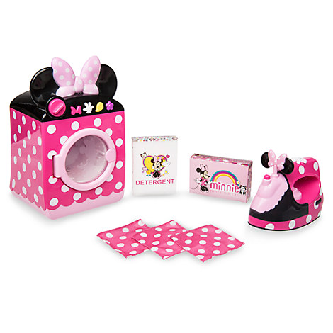 Minnie Mouse Laundry Play Set