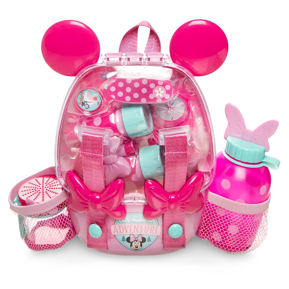 Minnie Mouse-Ka-Explorer Play Set