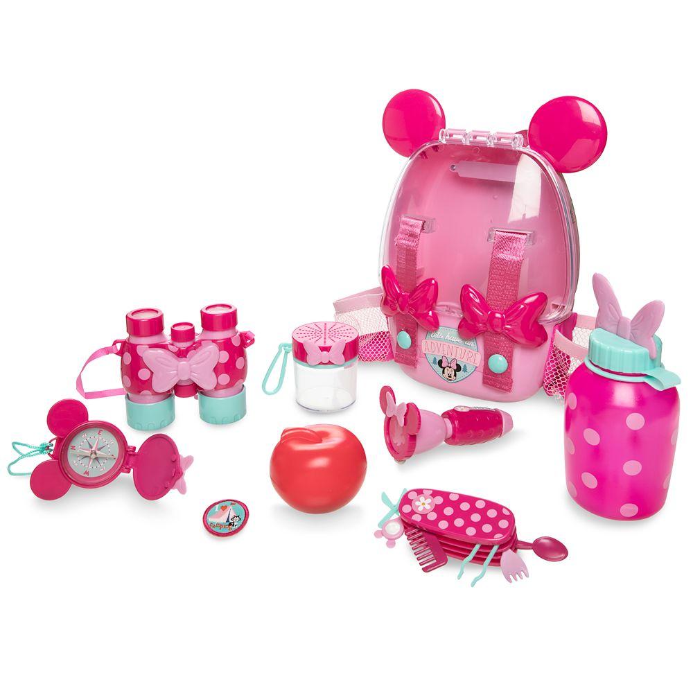 Minnie Mouse-Ka-Explorer Play Set