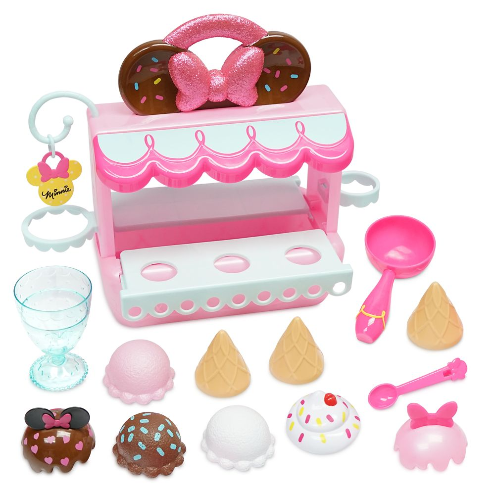 Minnie Mouse Ice Cream Parlor Play Set Official shopDisney