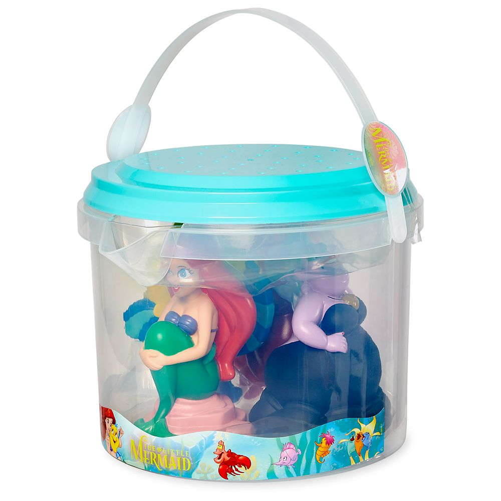 The Little Mermaid Bath Set
