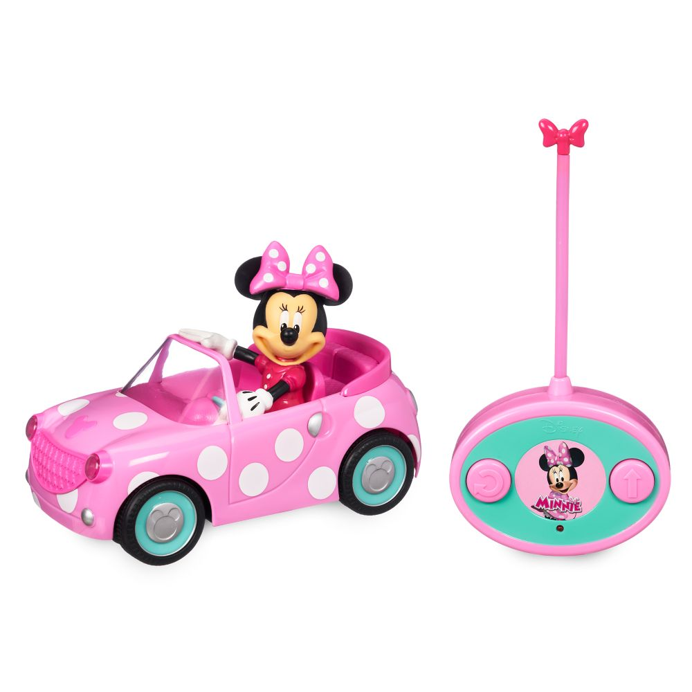 Minnie Mouse Remote Control Town Car
