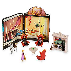 Rapunzel's Journal Play Set - Tangled: The