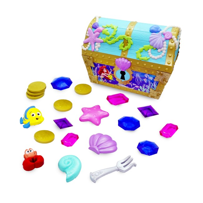 Ariel Dive Chest Play Set – The Little Mermaid