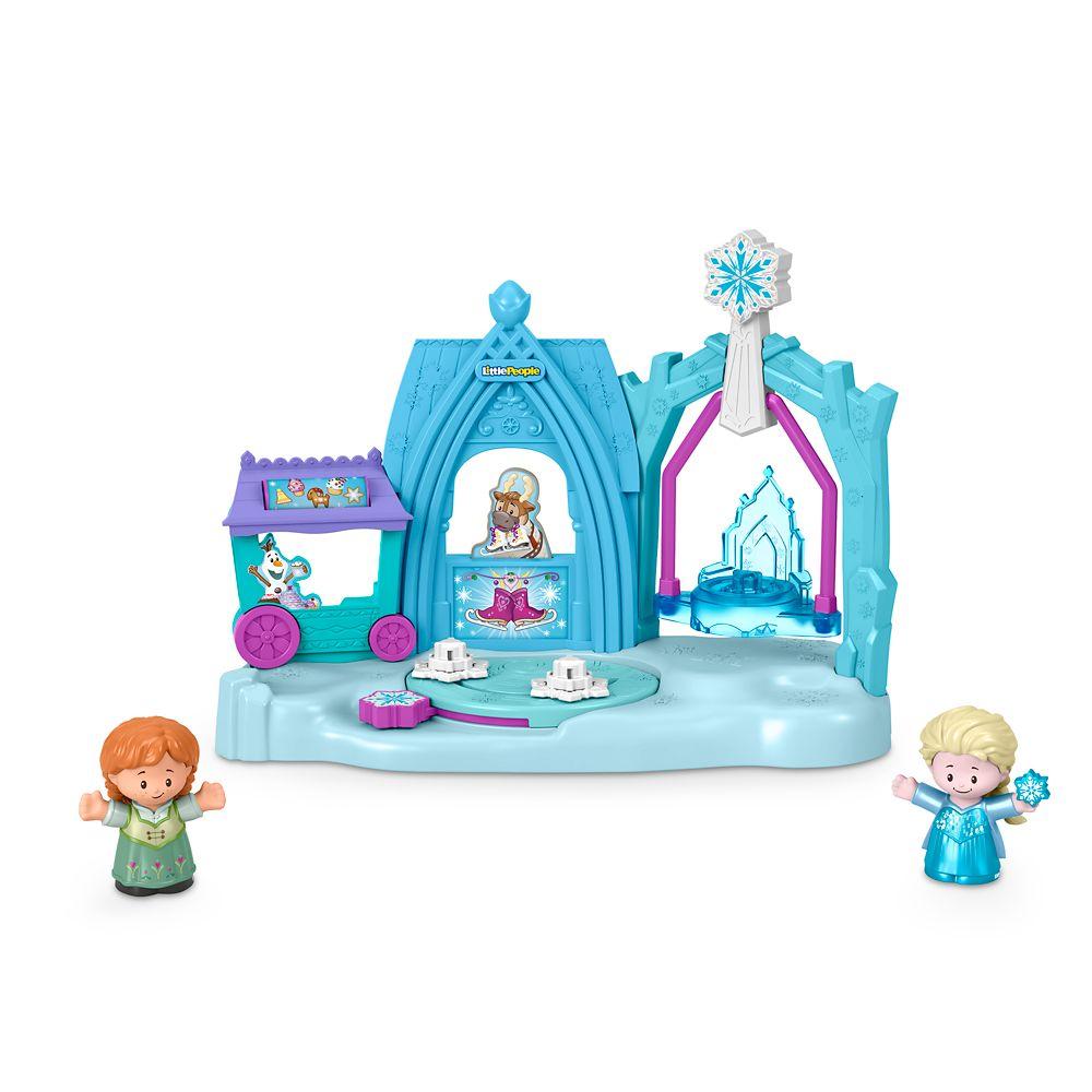 Arendelle Winter Wonderland Play Set by Little People – Frozen