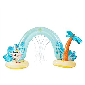 Moana Inflatable Wave Sprinkler