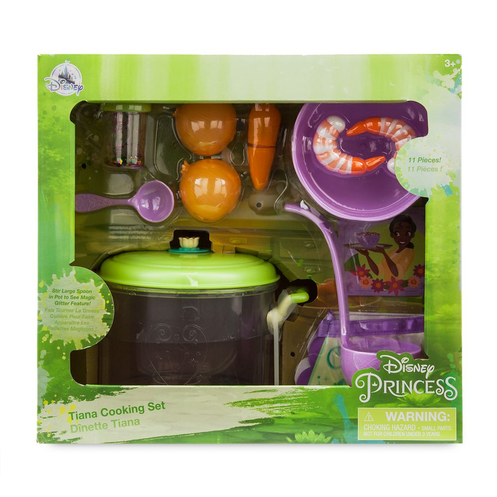 Tiana Cooking Set – The Princess and the Frog