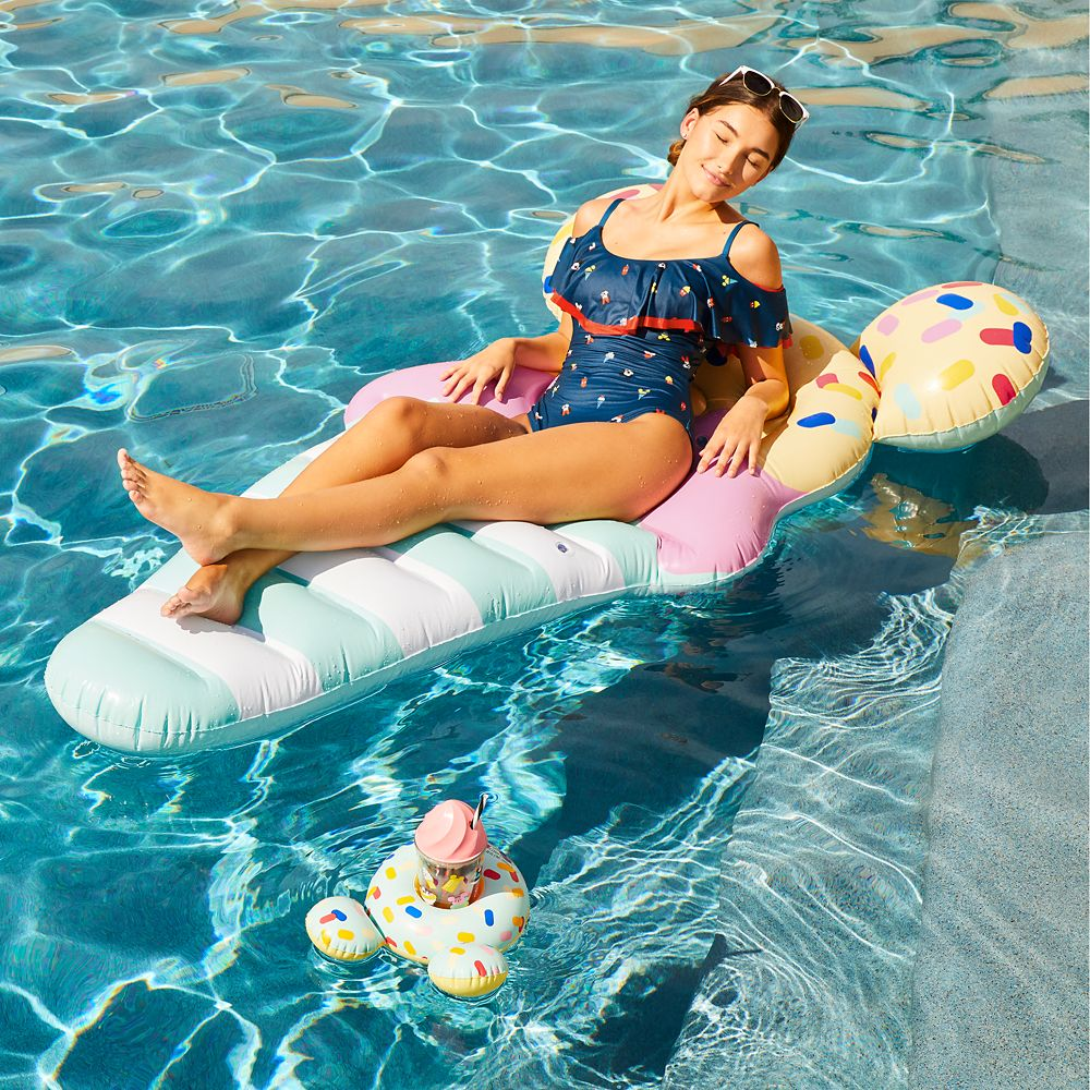 Mickey Mouse Summer Fun Pool Float