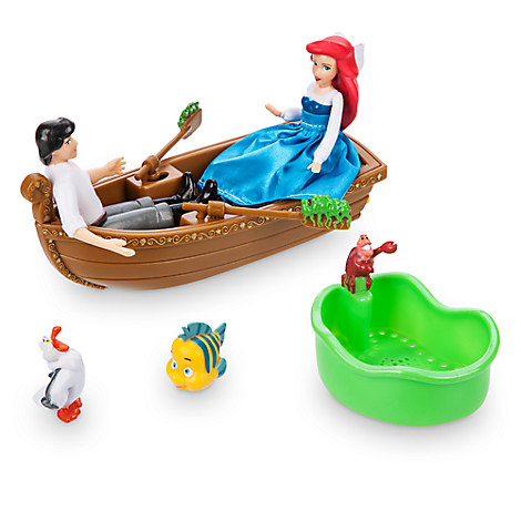 The Little Mermaid ''Kiss the Girl'' Water Toy