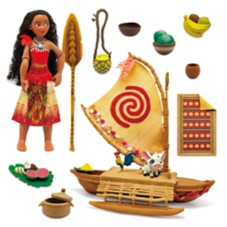 Moana Ocean Adventure Classic Doll Play Set