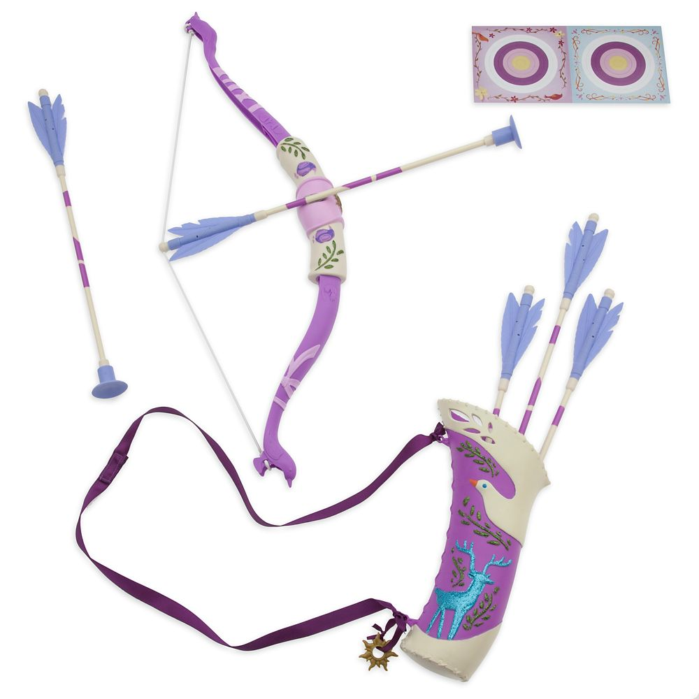 Rapunzel Bow and Arrow Set – Tangled the Series