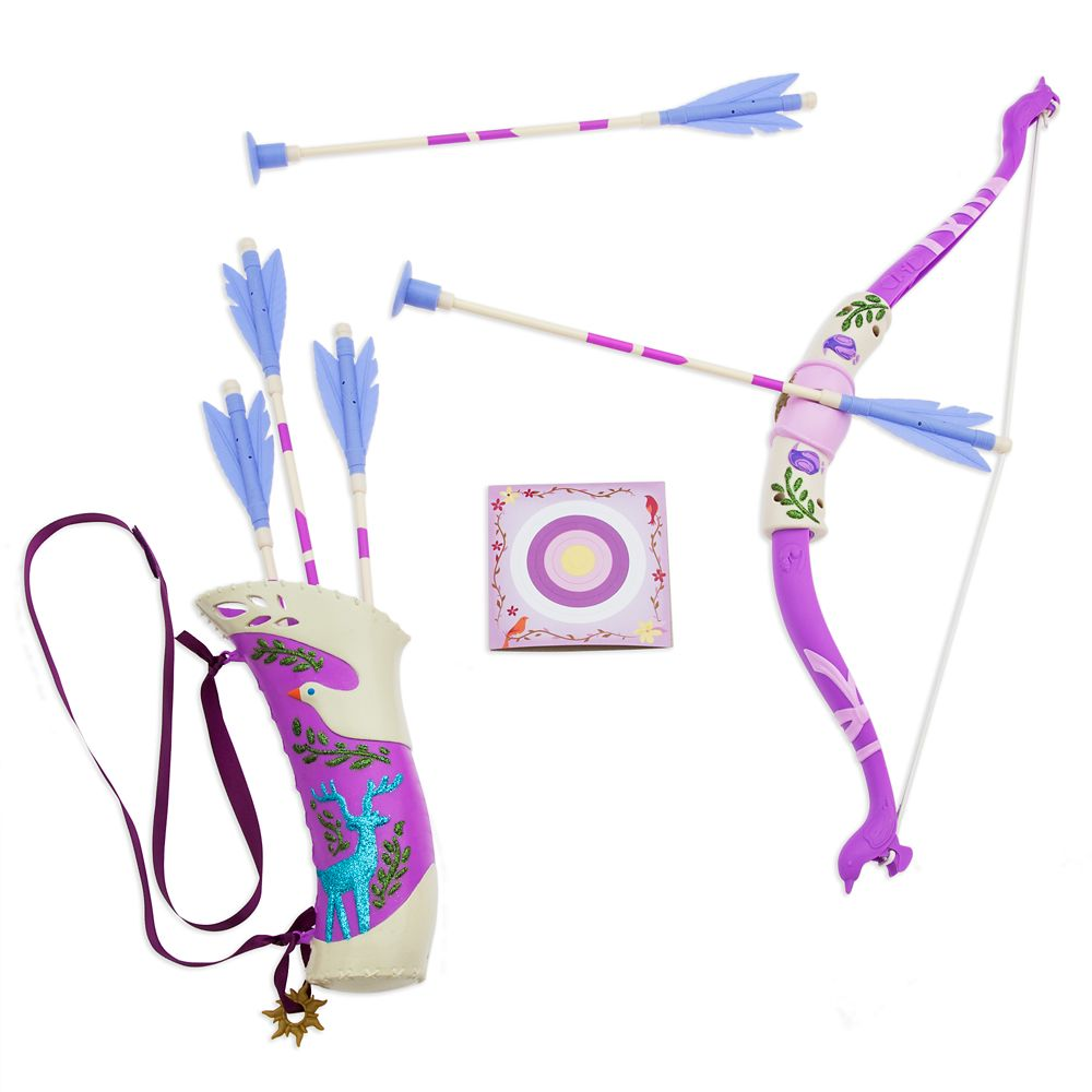 Rapunzel Bow and Arrow Set