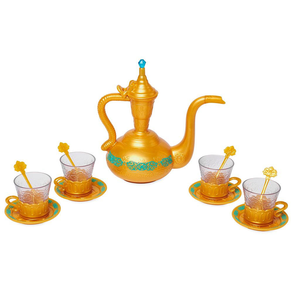 Aladdin Tea Play Set  Live Action Film Official shopDisney