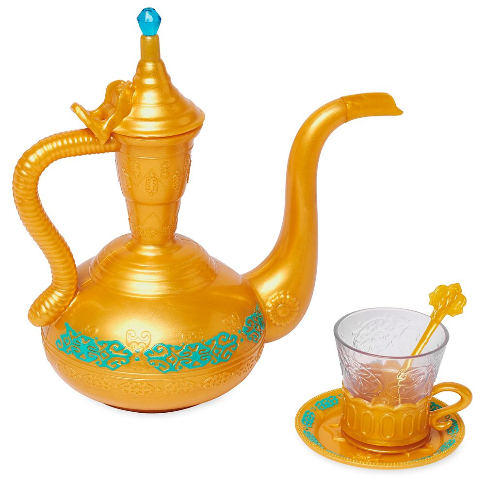 Aladdin Tea Play Set – Live Action Film