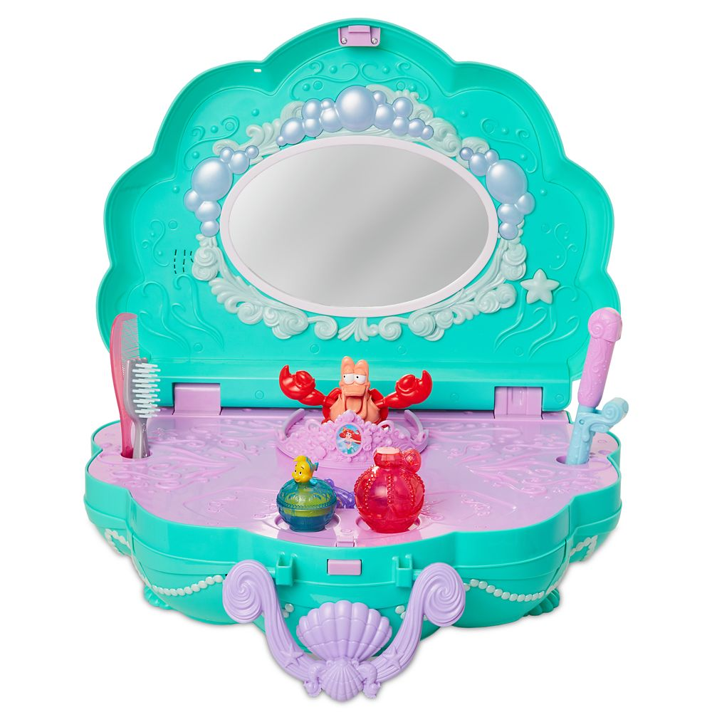 Ariel Tabletop Vanity Play Set Official shopDisney