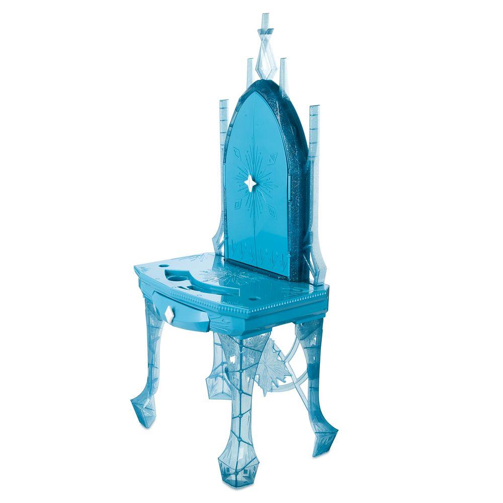 Elsa's Enchanted Ice Vanity Play Set – Frozen 2