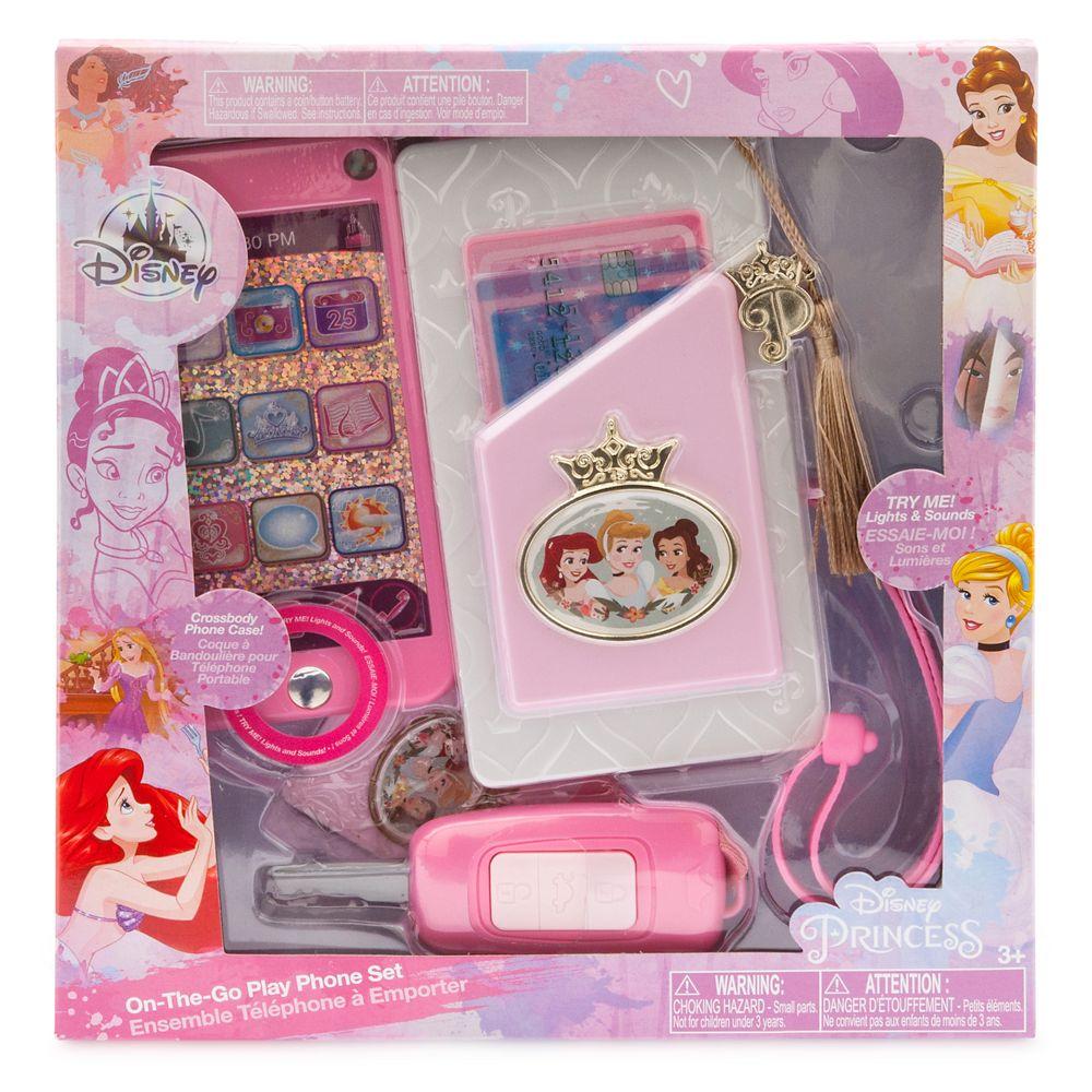 Disney Princess On-the-Go Play Phone Set