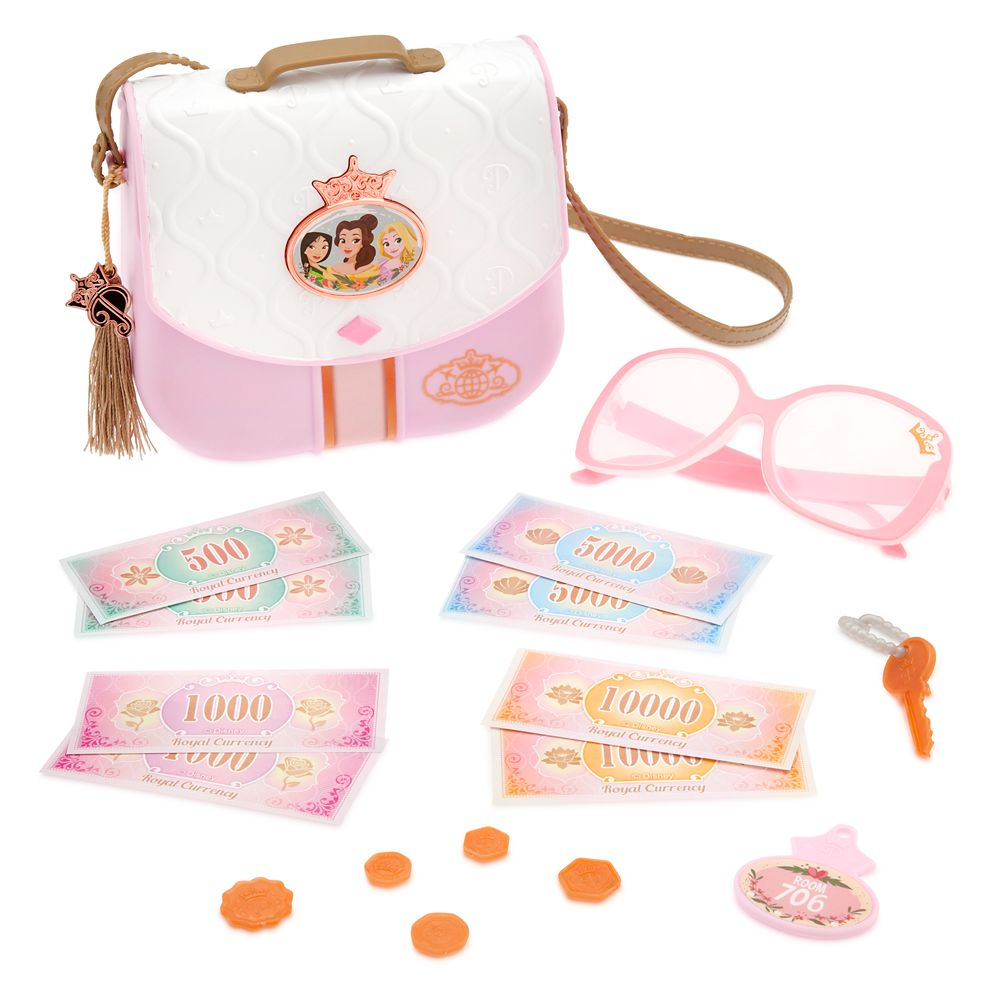 Disney Princess Travel Purse Set