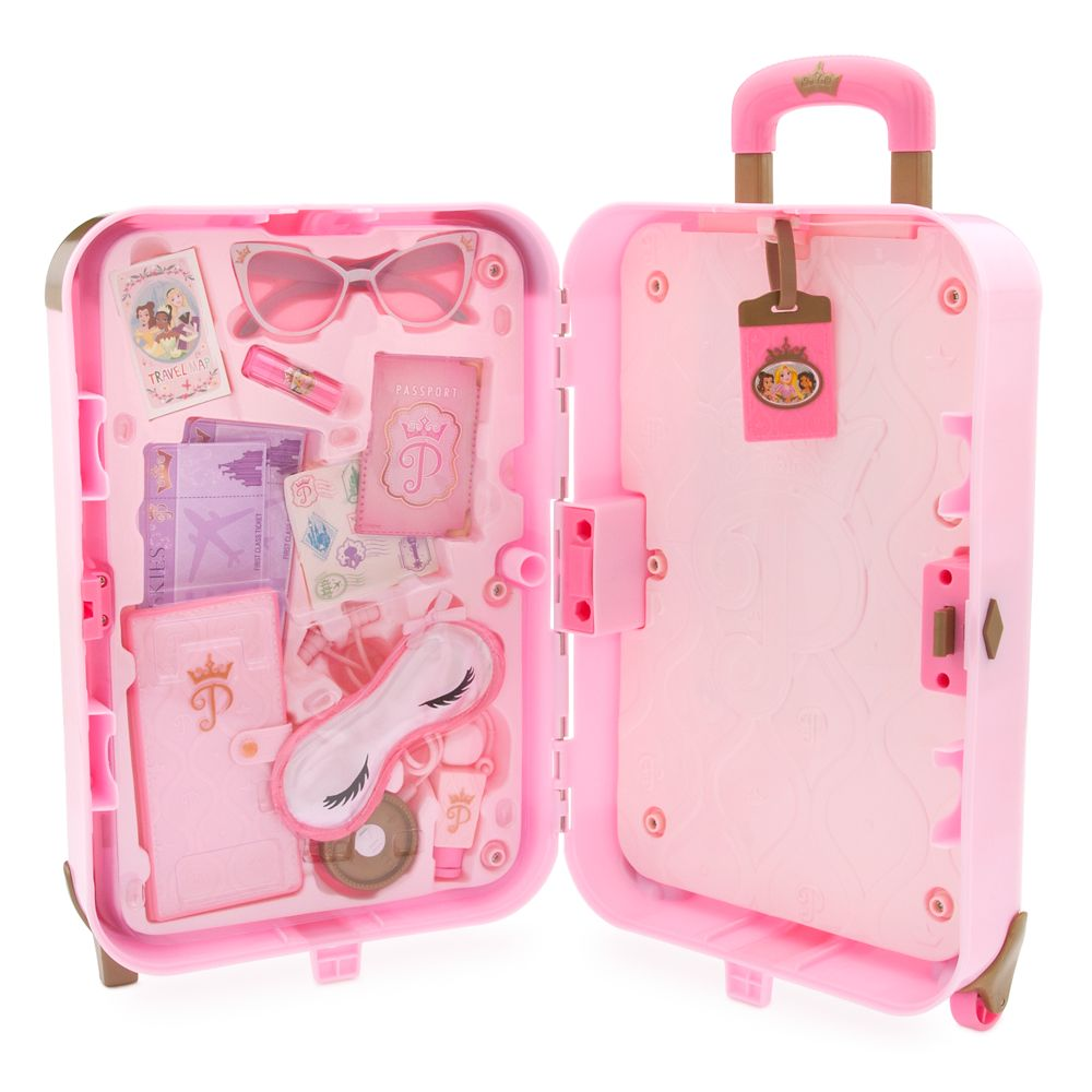 Disney Princess Play Suitcase Set