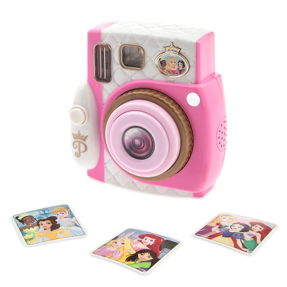 Disney Princess Snap & Go Play Camera