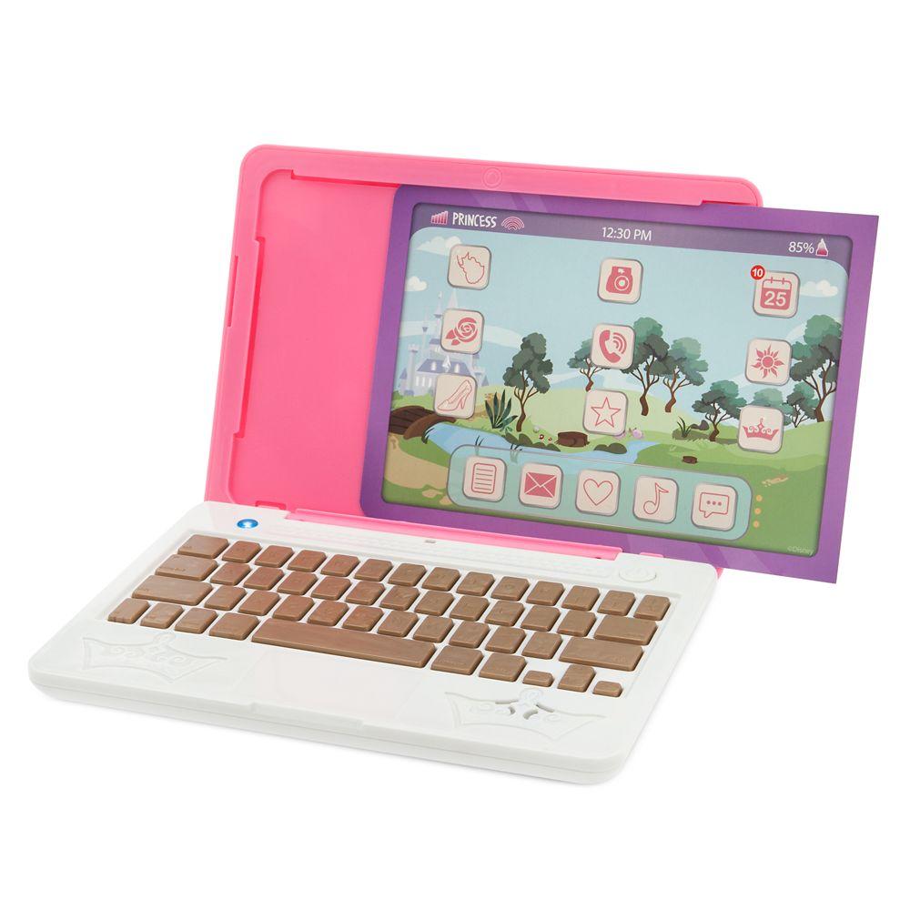 Disney Princess Click & Go Play Laptop