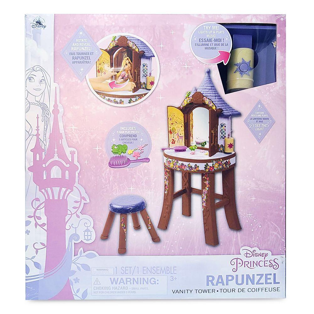 Rapunzel Vanity Tower Play Set – Tangled