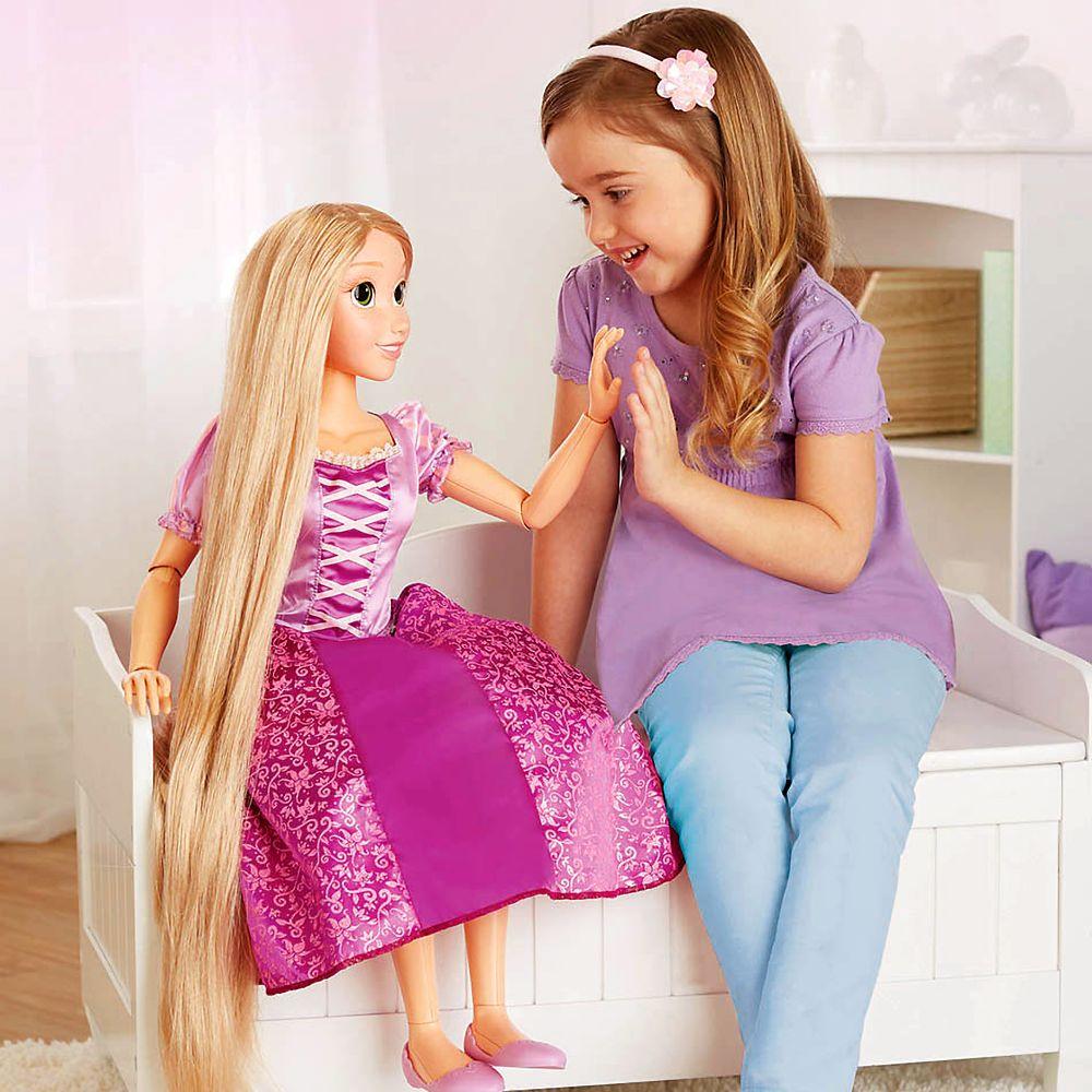 Rapunzel Playdate Doll by Jakks – 32''