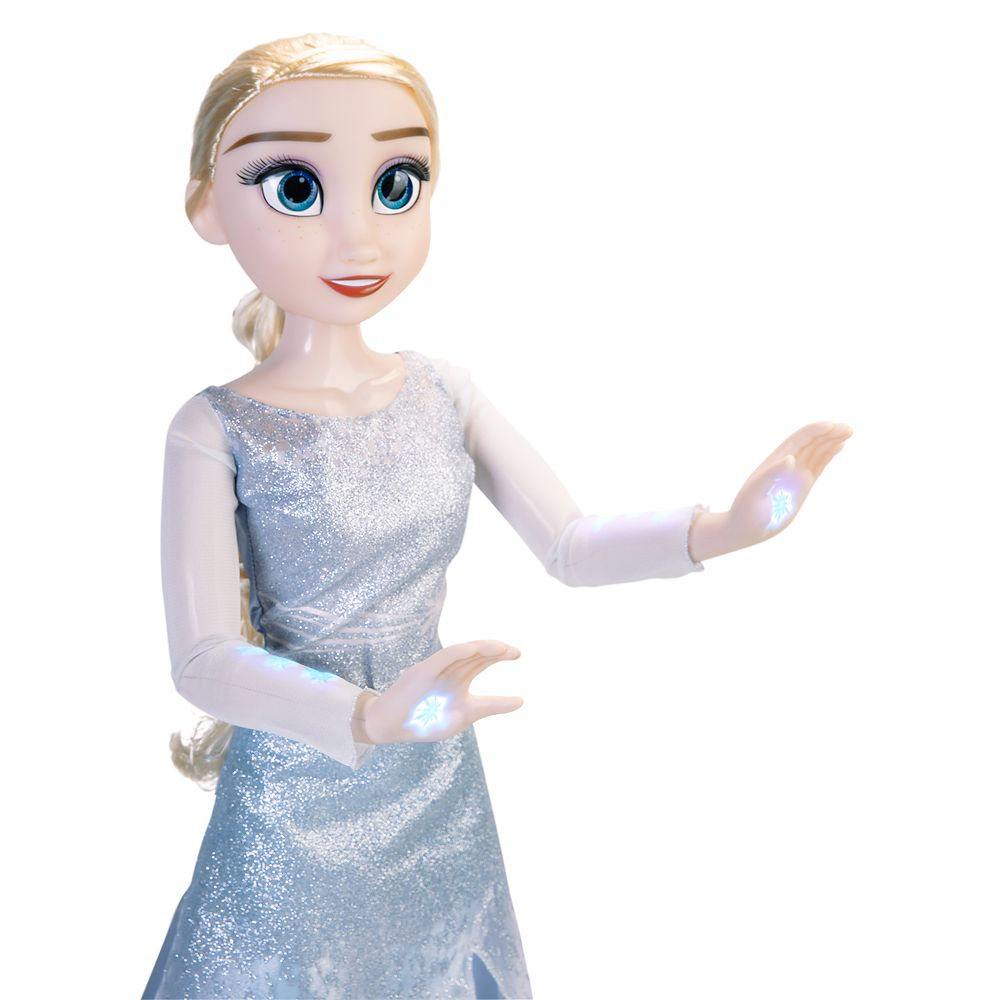 Elsa Ice Powers Playdate Doll Frozen 2 32 Shopdisney