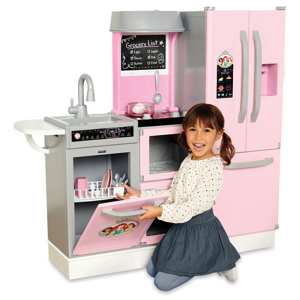 Disney Princess Gourmet Smart Kitchen Play Set Shopdisney