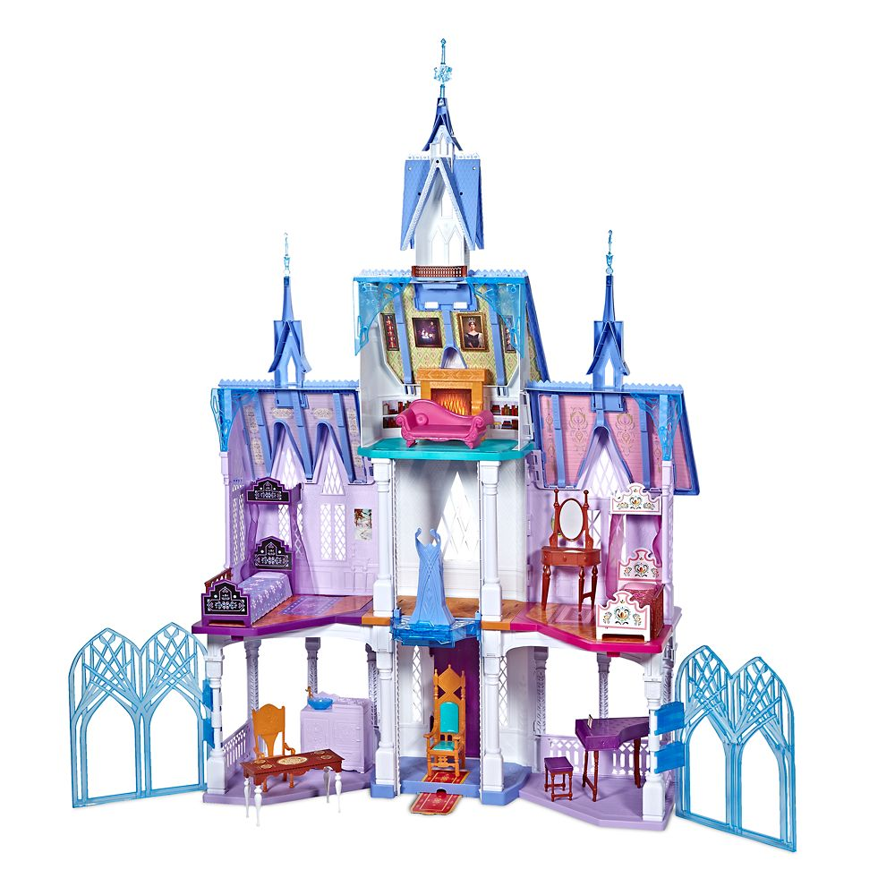 디즈니 '겨울왕국 2' 장난감 세트 유아용 Frozen 2: Ultimate Arendelle Castle Play Set by Hasbro Disney