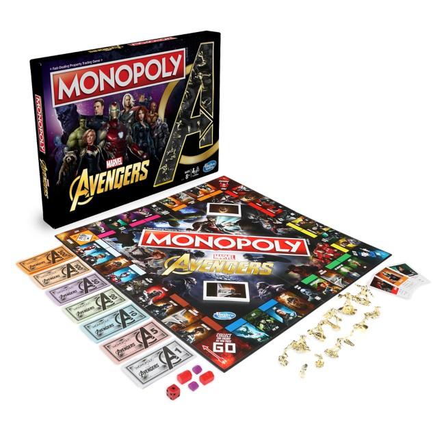Marvel's Avengers Monopoly Game