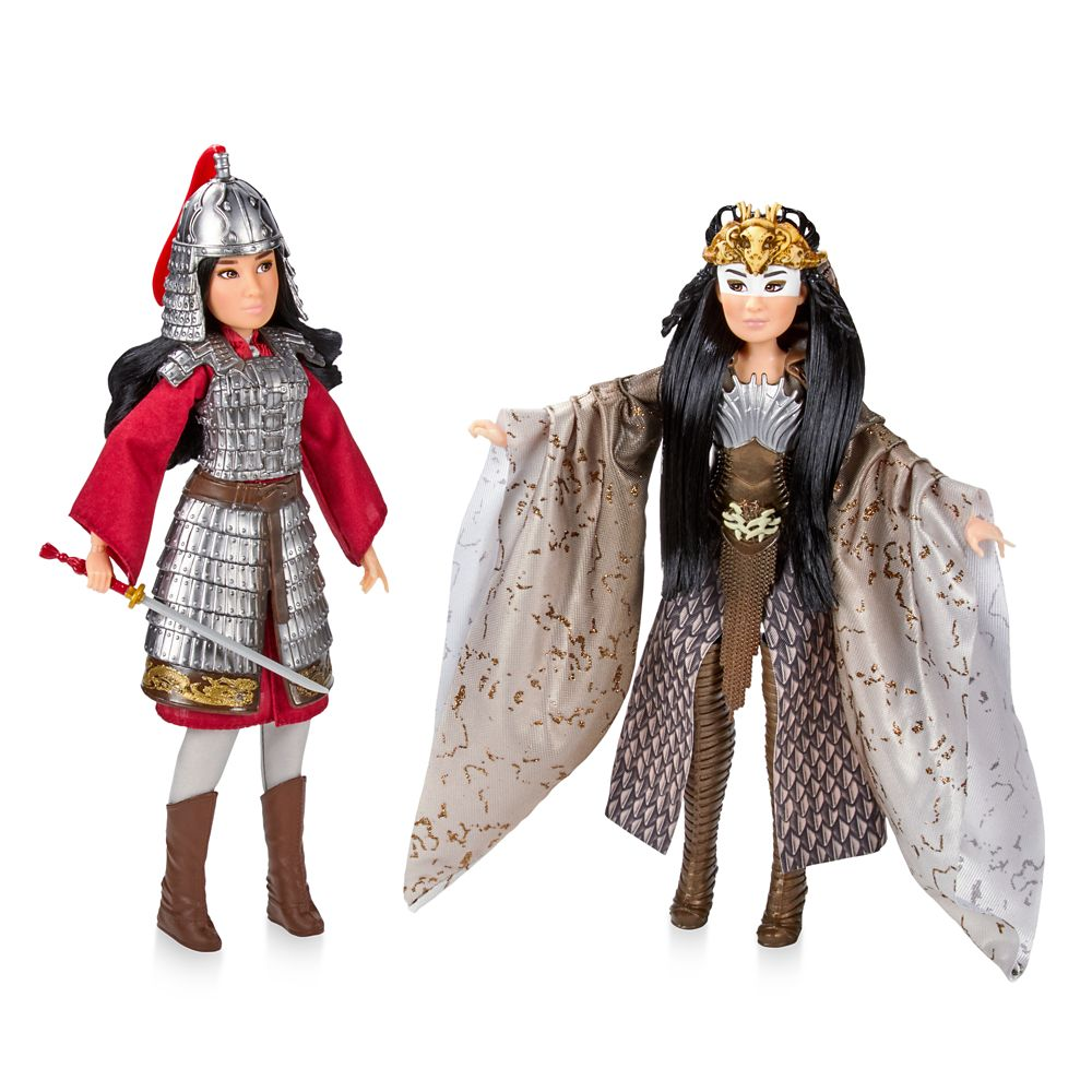 Mulan And Xianniang Doll Set By Hasbro Live Action Film 11 1 2 Shopdisney