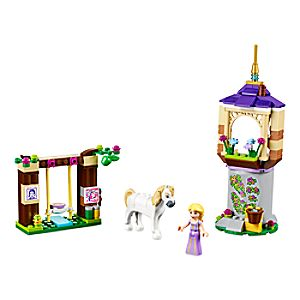 Disney Store Rapunzel's Best Day Ever Playset By Lego