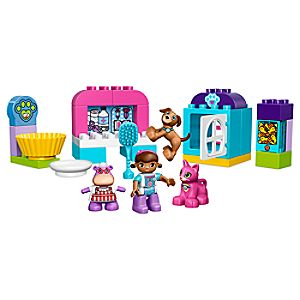 Doc McStuffins Pet Vet Care LEGO Duplo Playset