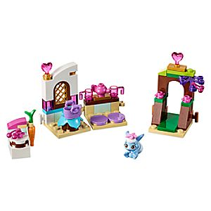 Disney Store Berry's Kitchen Playset By Lego  -  Palace Pets