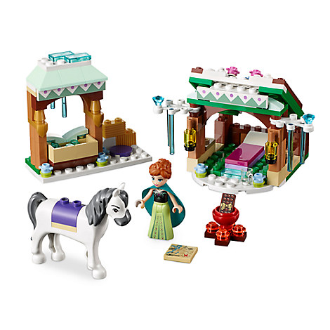 Anna's Snow Adventure Playset by LEGO